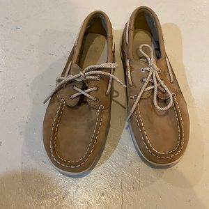 Sperry Gamefish boat shoes youth  5.5 m